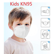 Wholesale Children KN95 Masks, Face Mask From China